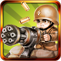 リトル司令官 - 第二次世界大戦タワーの防衛