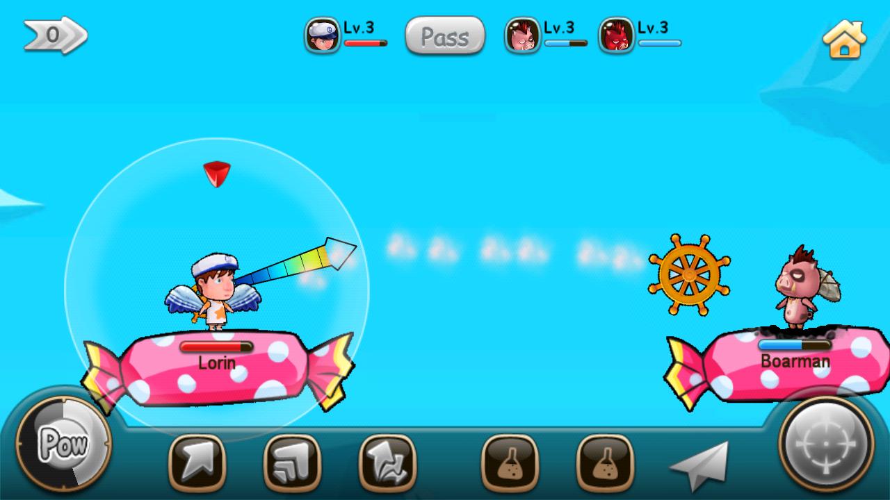 ファンタジーアドベンチャー androidアプリスクリーンショット1