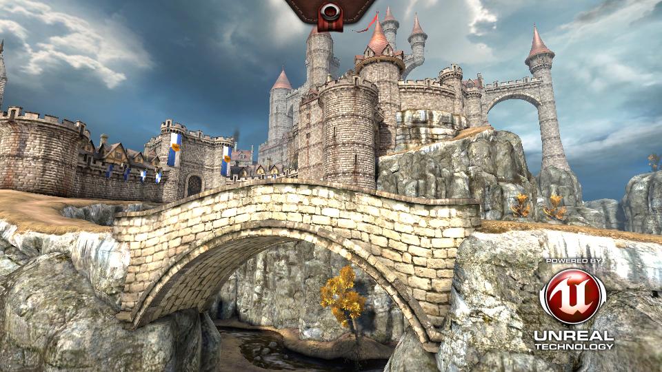 Epic Citadel androidアプリスクリーンショット1