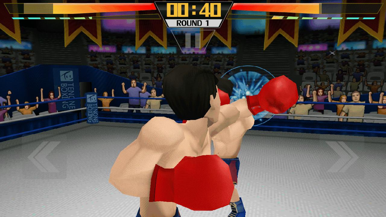 androidアプリ ボクシング ストーム攻略スクリーンショット1