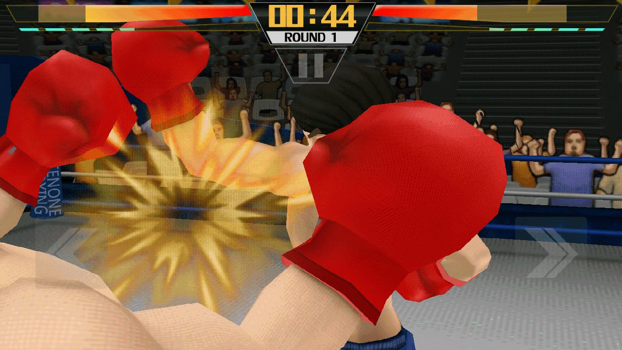 androidアプリ ボクシング ストーム攻略スクリーンショット2