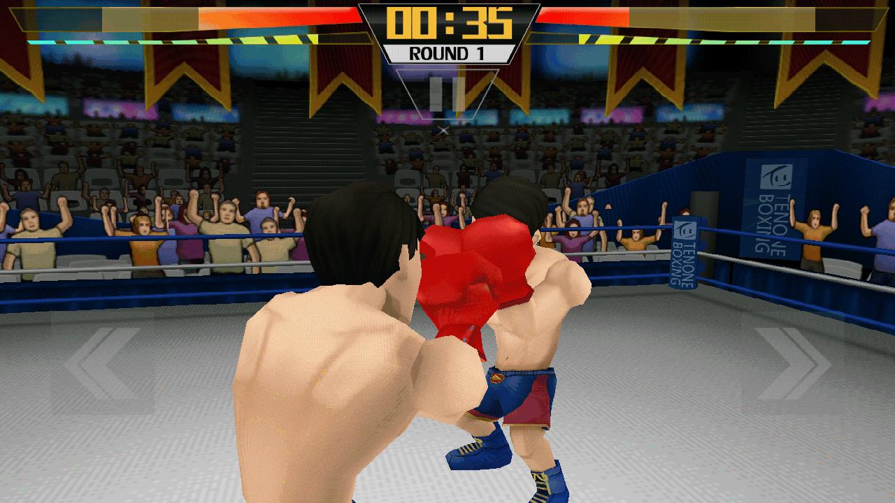 androidアプリ ボクシング ストーム攻略スクリーンショット4