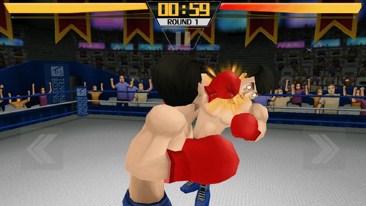 ボクシング ストーム androidアプリスクリーンショット1