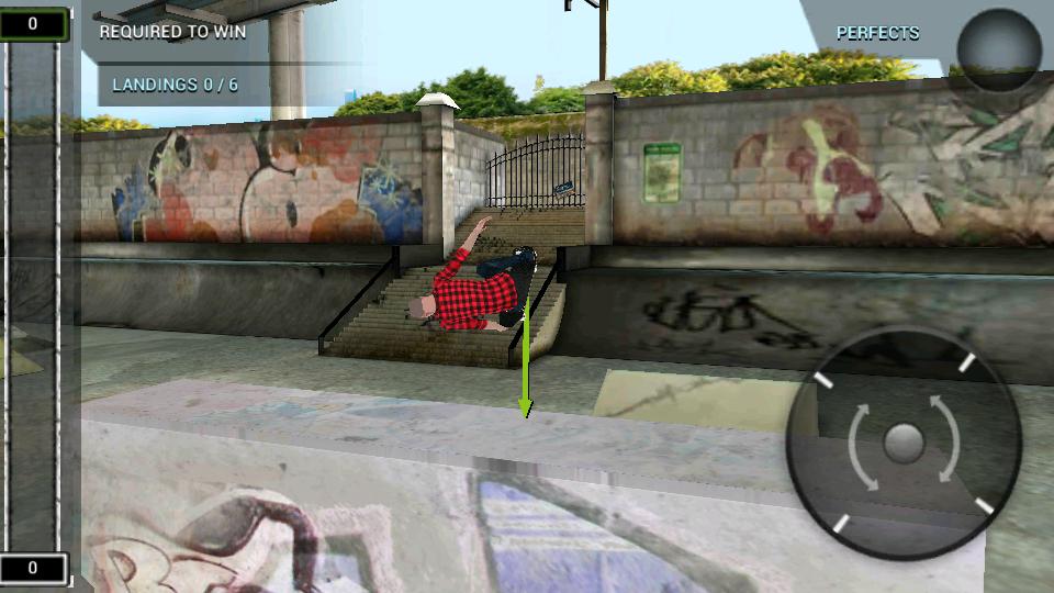 androidアプリ ボードタスティック スケートボーディング2攻略スクリーンショット2
