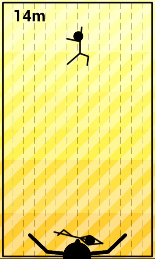 androidアプリ つみヨガ攻略スクリーンショット2