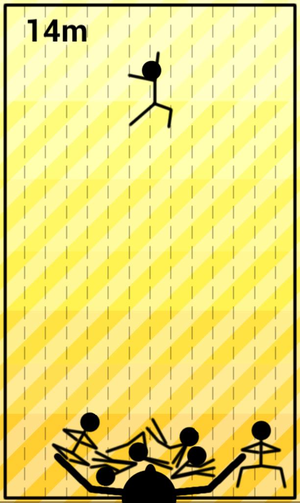 androidアプリ つみヨガ攻略スクリーンショット4