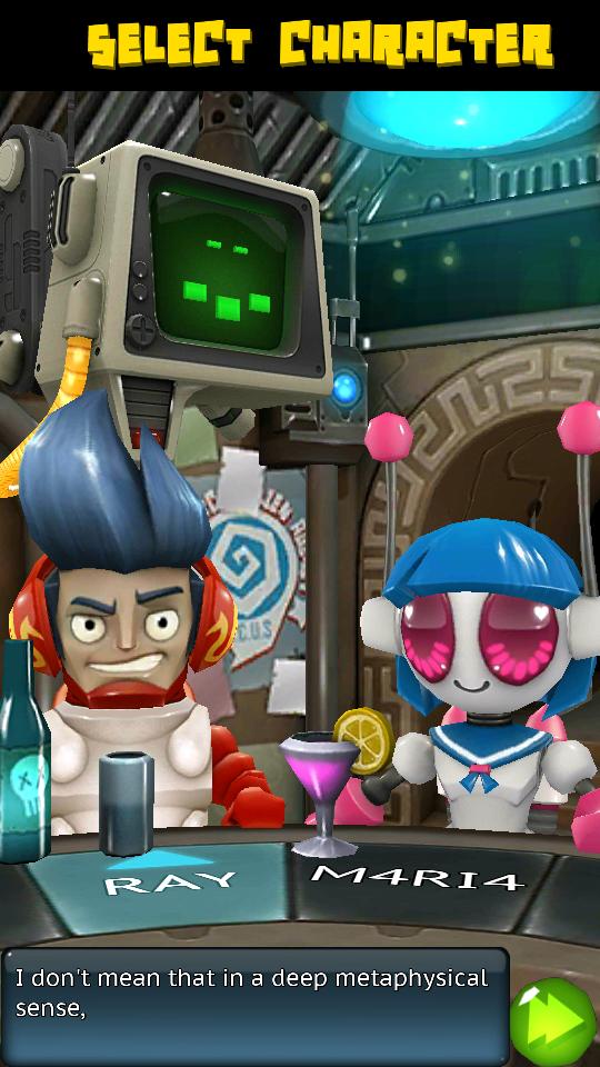 キャッチャ・キャッチャ・エイリアンズ! androidアプリスクリーンショット3