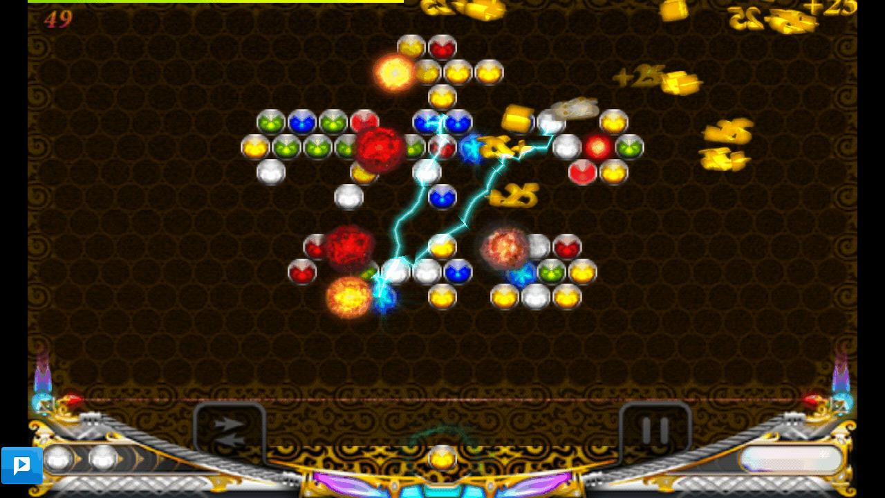 マグネチック ジェムズ androidアプリスクリーンショット1