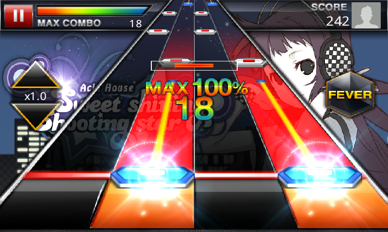 DJMAX RAY by NEOWIZ androidアプリスクリーンショット1
