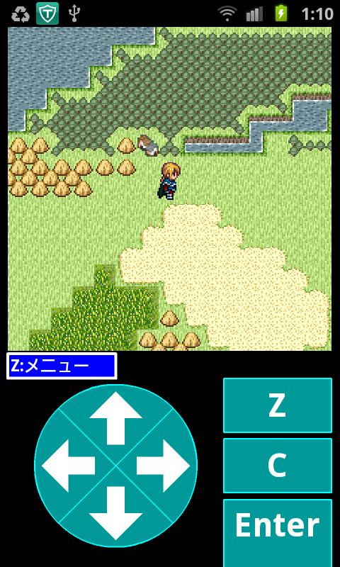 テンミリRPG androidアプリスクリーンショット2