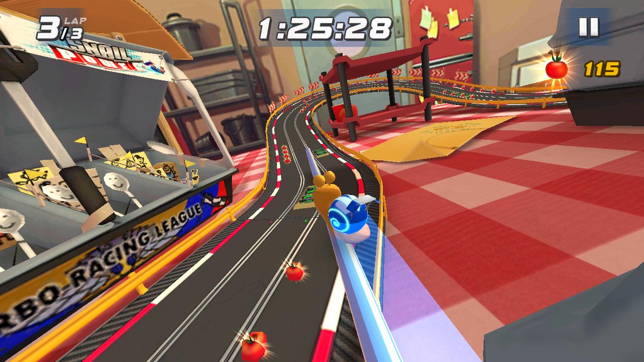 ターボレーシングリーグ androidアプリスクリーンショット1