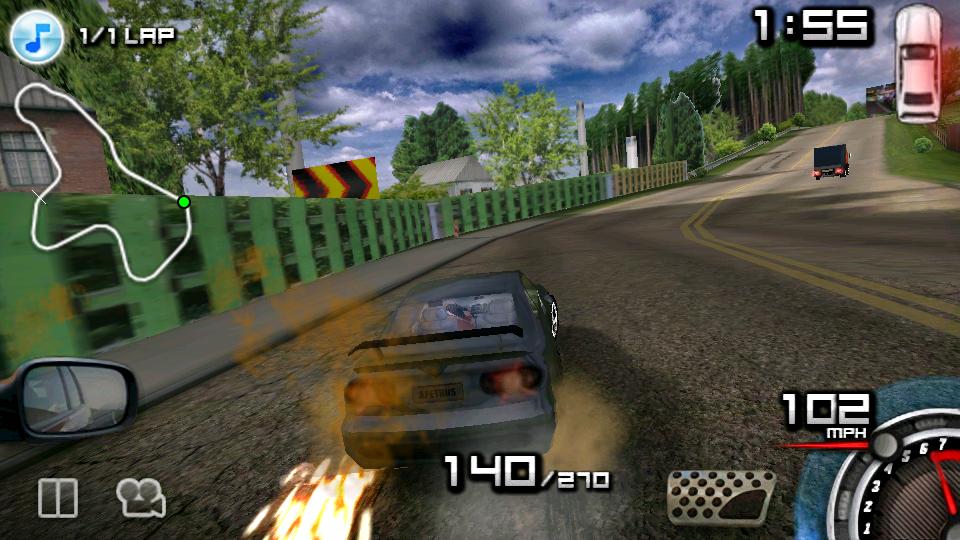 レースイリーガル:ハイスピード3D androidアプリスクリーンショット1