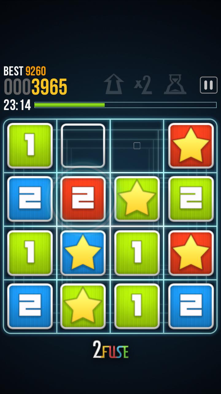 2ヒューズ androidアプリスクリーンショット1