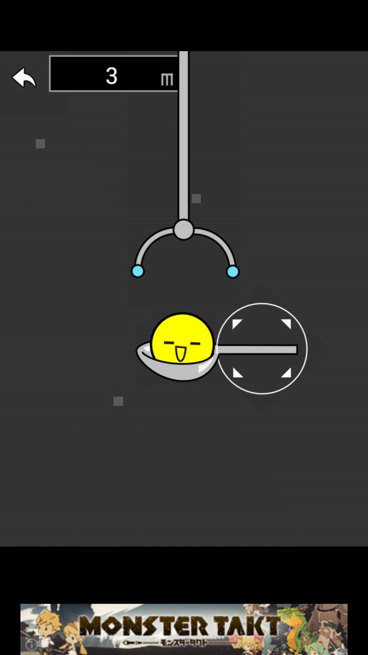 androidアプリ スプーンマニア攻略スクリーンショット2