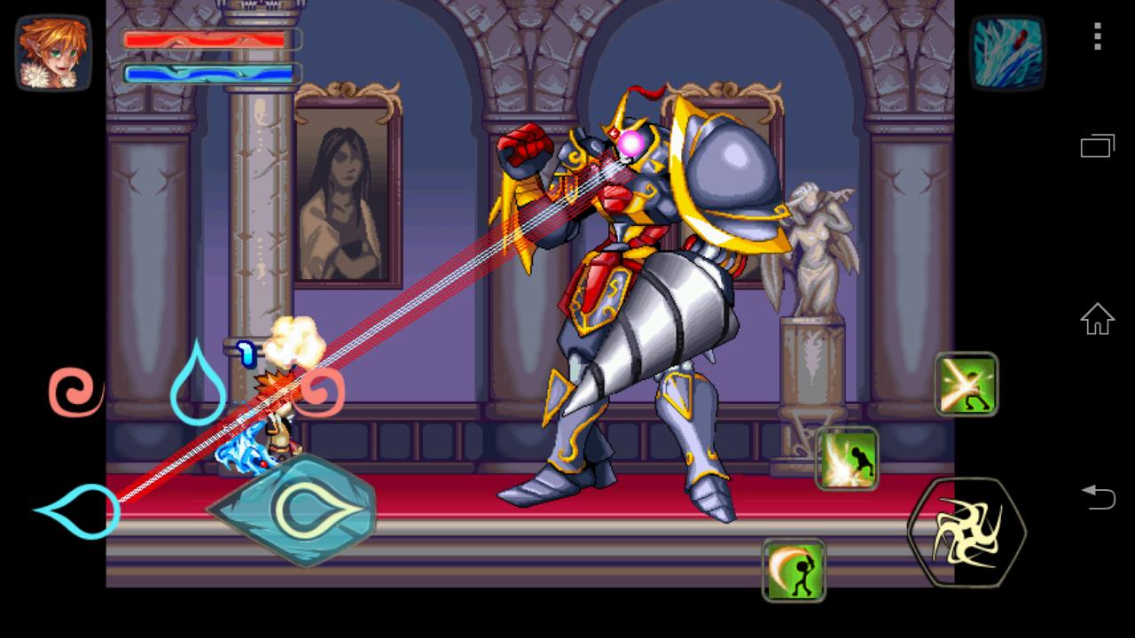 悪魔の攻城 androidアプリスクリーンショット1