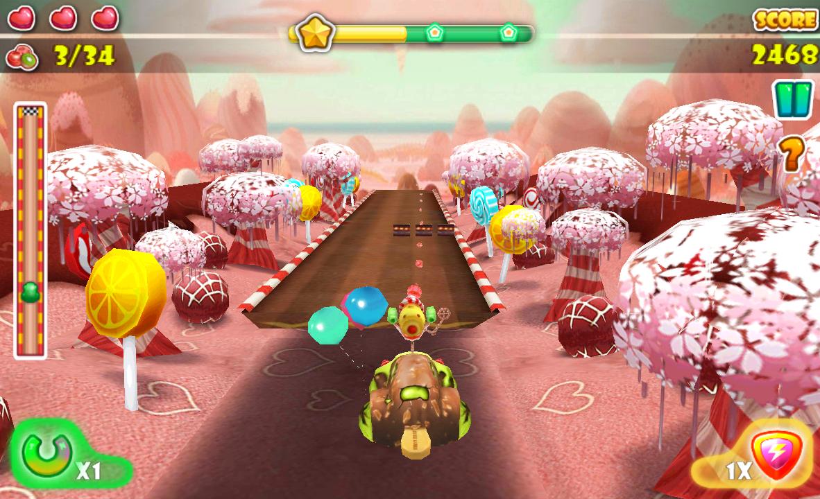 Sweet Speed : Redline Rush androidアプリスクリーンショット1
