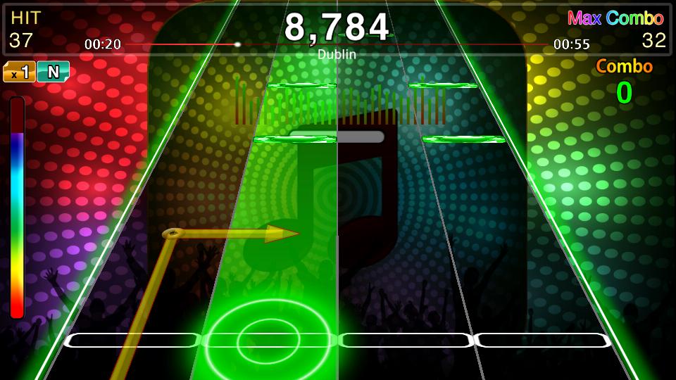 チューンズホリック androidアプリスクリーンショット1