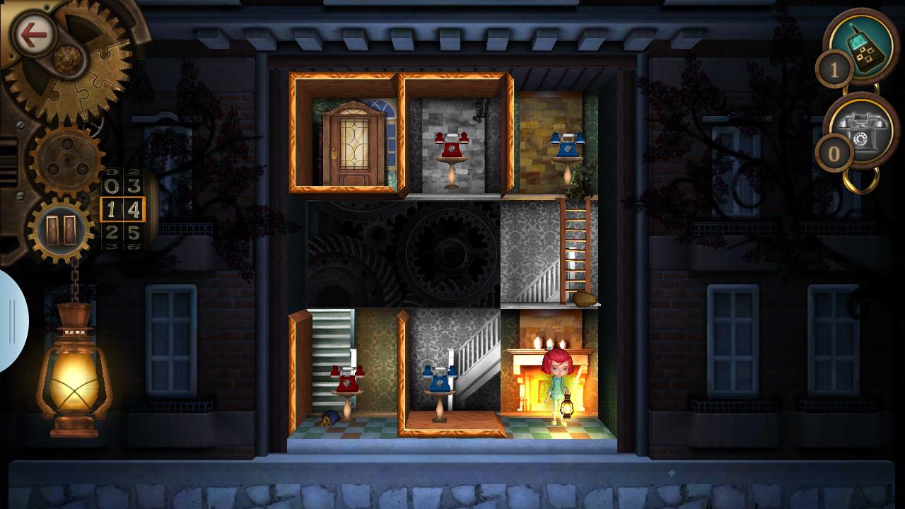androidアプリ The Mansion: 動く部屋のミステリー攻略スクリーンショット2