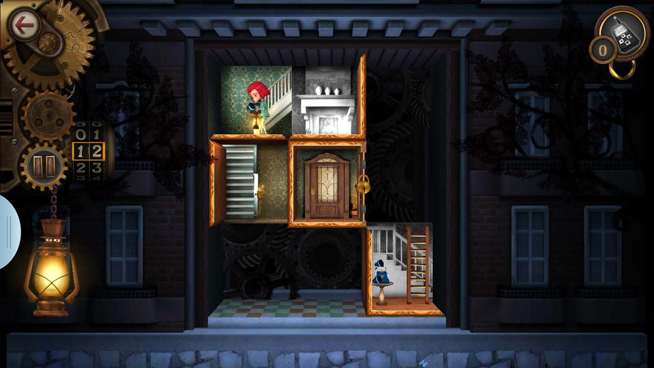 The Mansion: 動く部屋のミステリー androidアプリスクリーンショット3