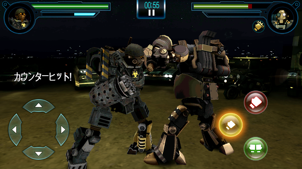 Real Steel World Robot Boxing androidアプリスクリーンショット1