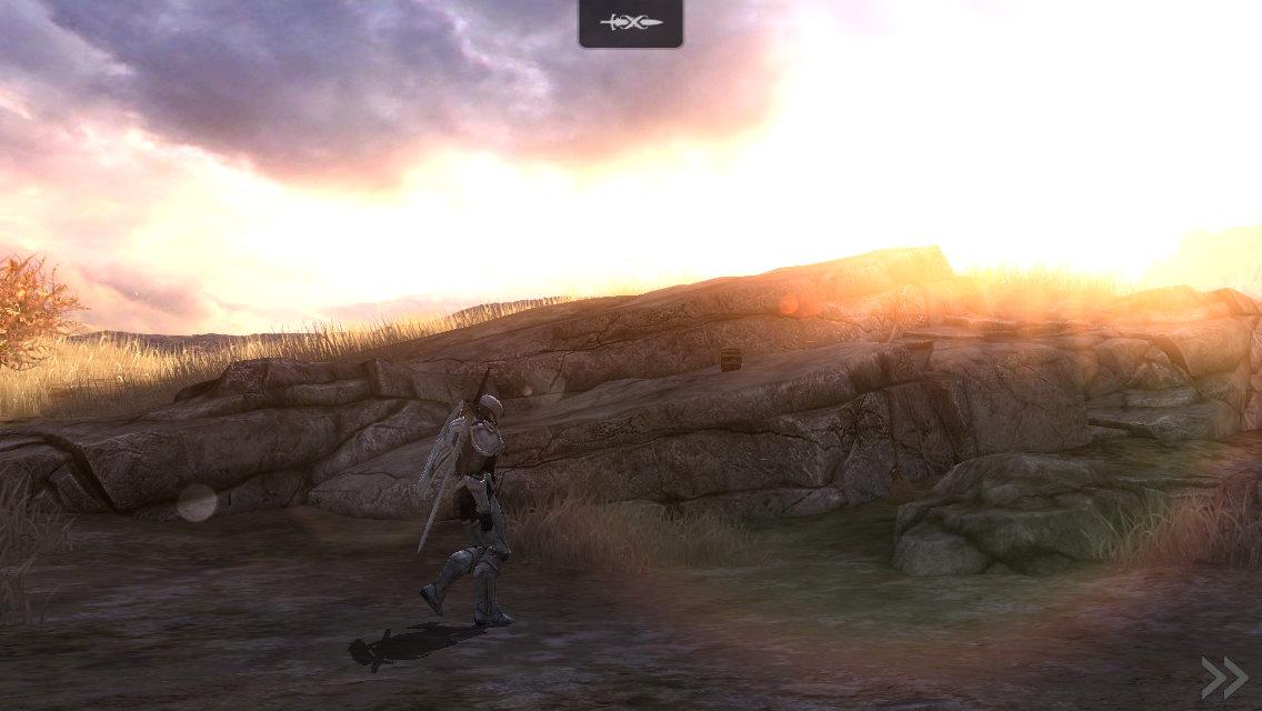 androidアプリ Infinity Blade III攻略スクリーンショット6