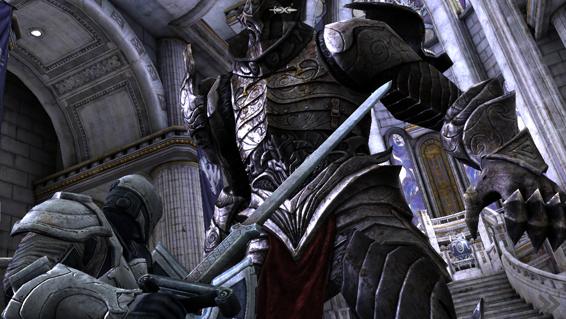 Infinity Blade III androidアプリスクリーンショット2