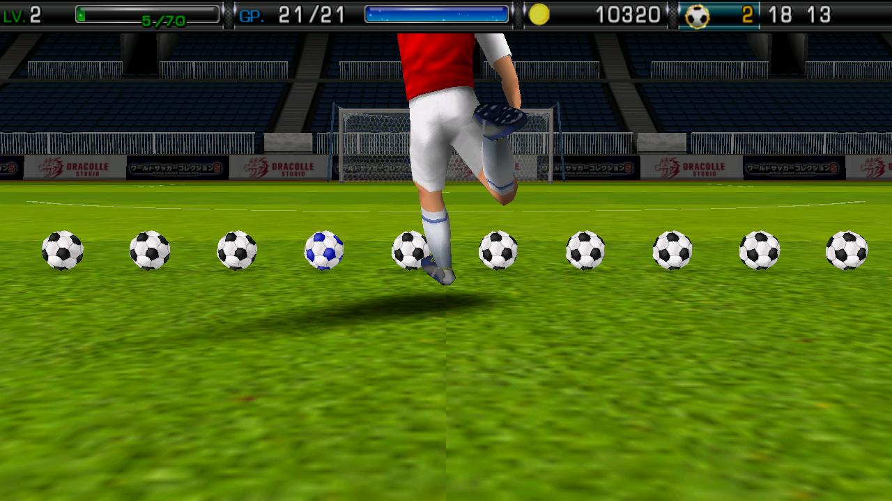 androidアプリ ワールドサッカーコレクションS攻略スクリーンショット7