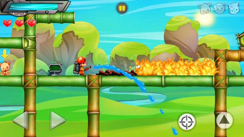 消防士 androidアプリスクリーンショット1
