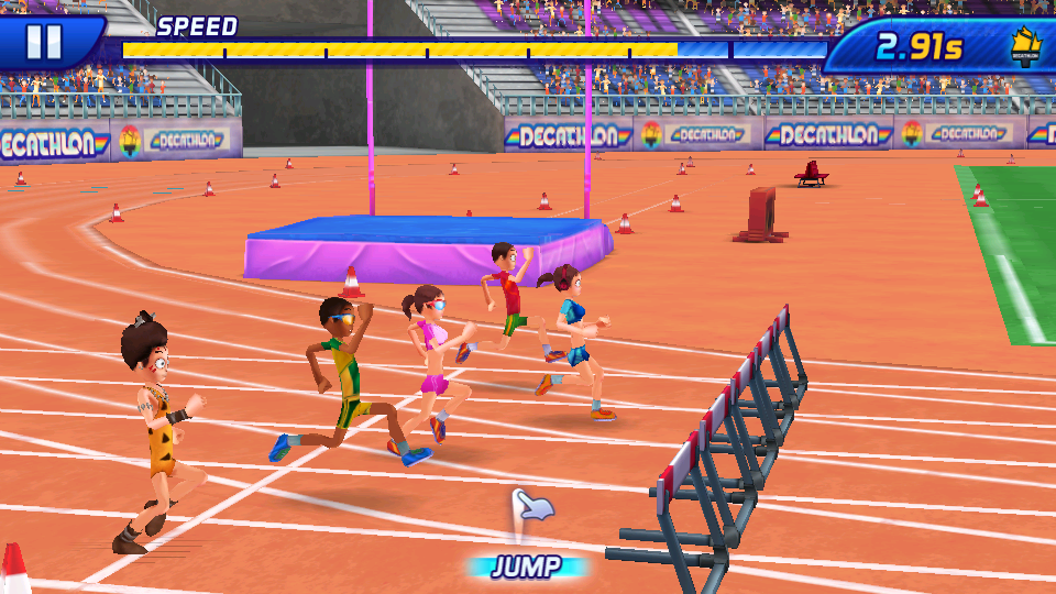 The Activision Decathlon androidアプリスクリーンショット1