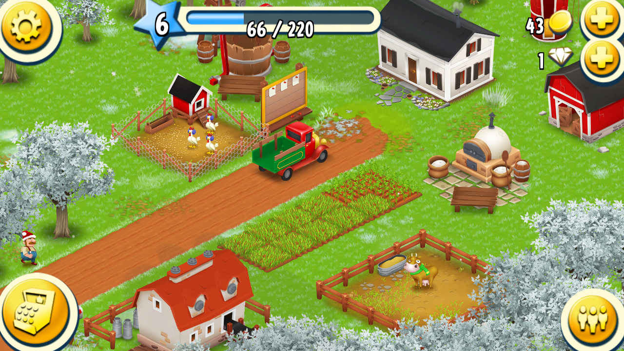 Hay Day androidアプリスクリーンショット1