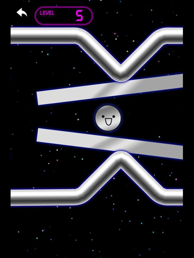 イライラ棒 androidアプリスクリーンショット1