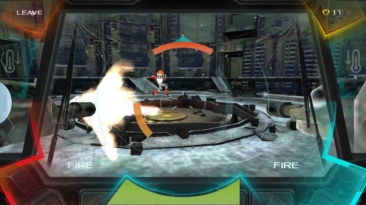 Mechs Warfare androidアプリスクリーンショット1