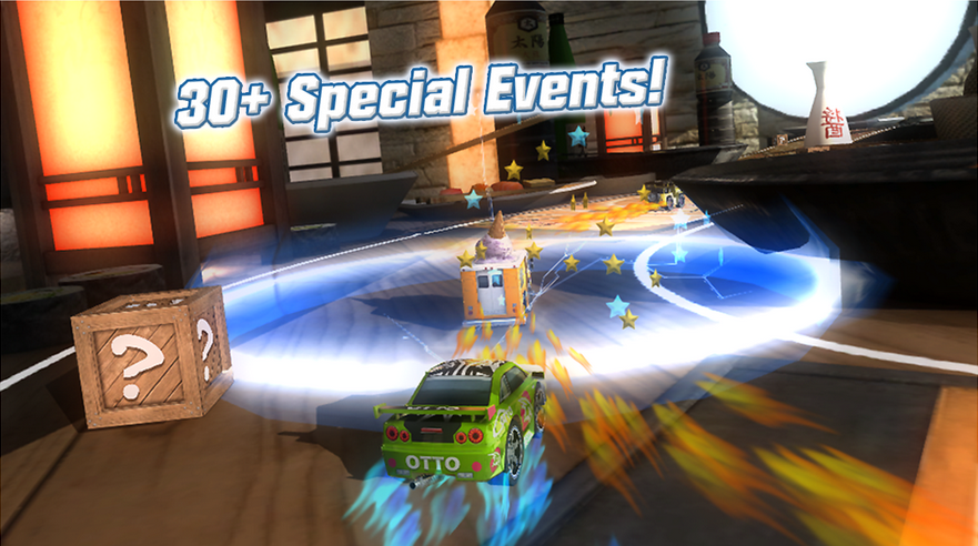 Table Top Racing androidアプリスクリーンショット1