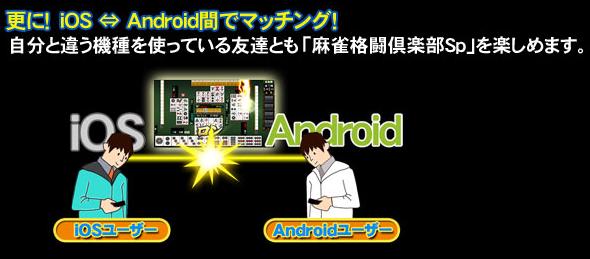 androidアプリ 麻雀格闘倶楽部Sp攻略スクリーンショット4