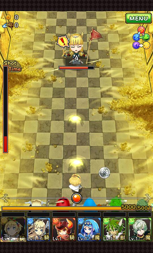 androidアプリ フルボッコヒーローズ攻略スクリーンショット3
