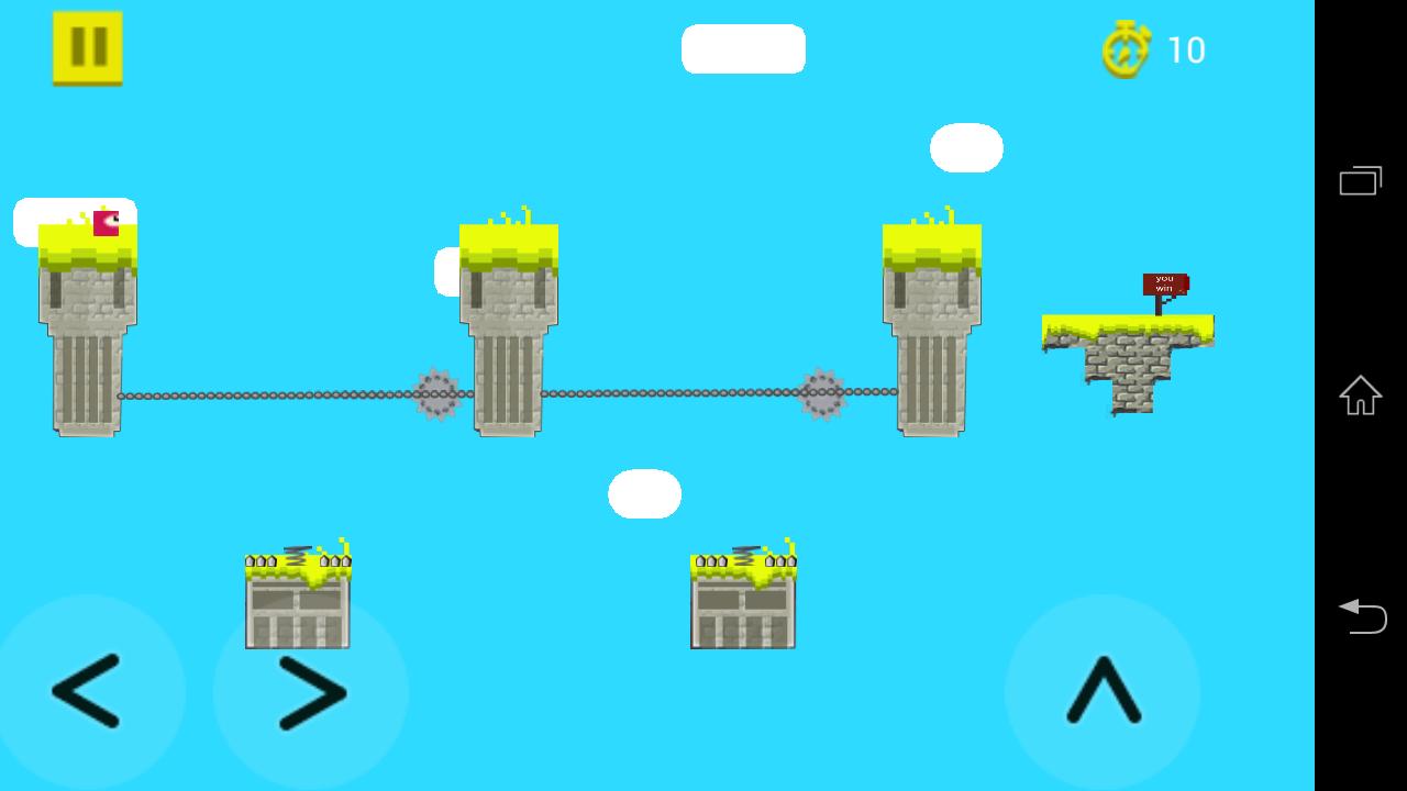 Pixel Saga androidアプリスクリーンショット1