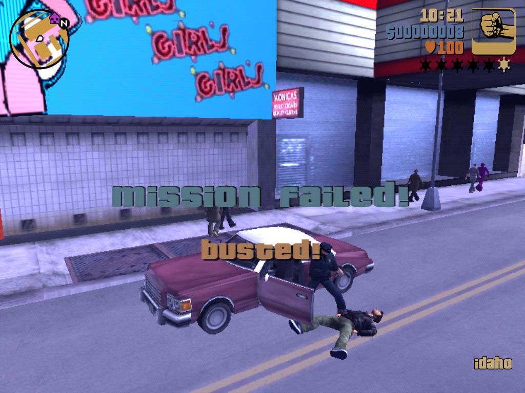 GTA III androidアプリスクリーンショット3