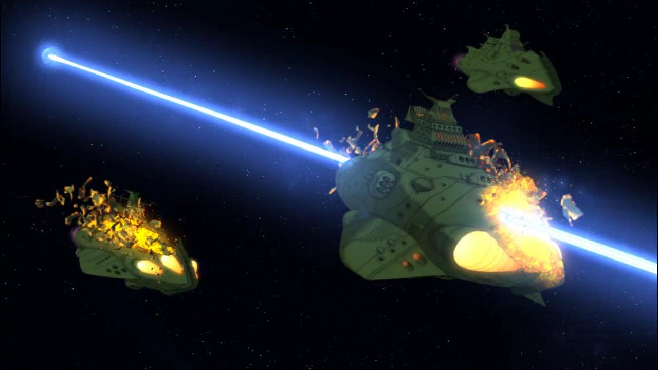 宇宙戦艦ヤマト2199 Cosmo Guardianのレビューと序盤攻略 アプリゲット