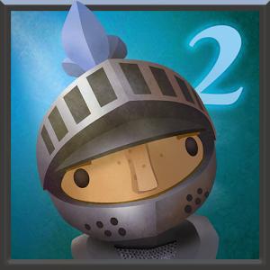 ねじ巻きナイト2(Wind-up Knight)