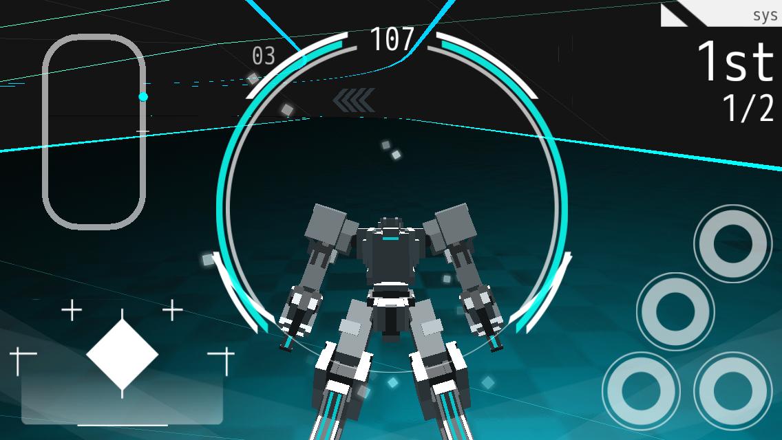 ブレイクアーツ androidアプリスクリーンショット1