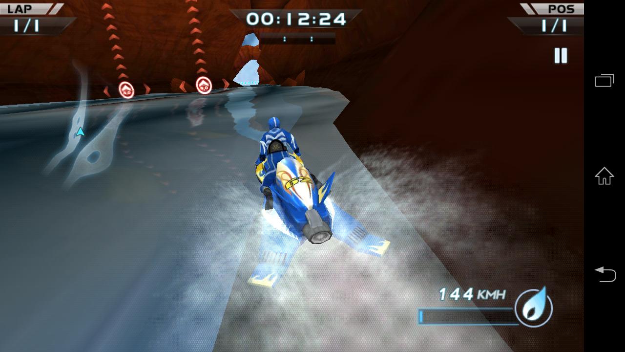 パワーボートレーシング androidアプリスクリーンショット1