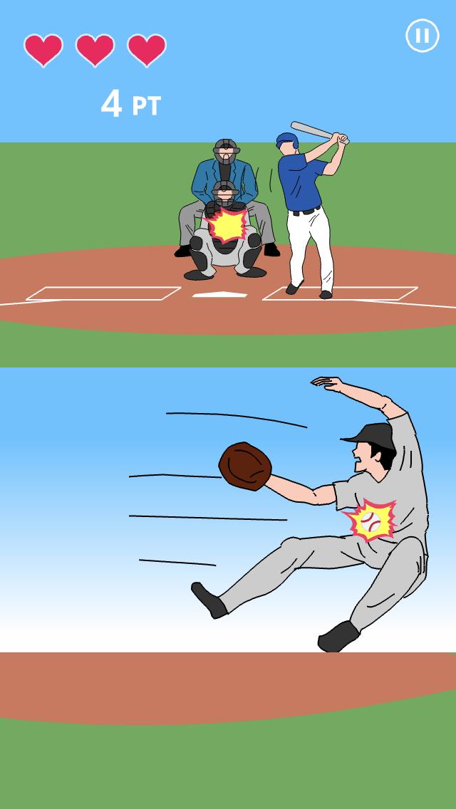 androidアプリ 東京デッドボール攻略スクリーンショット3