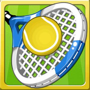 テニスゲーム