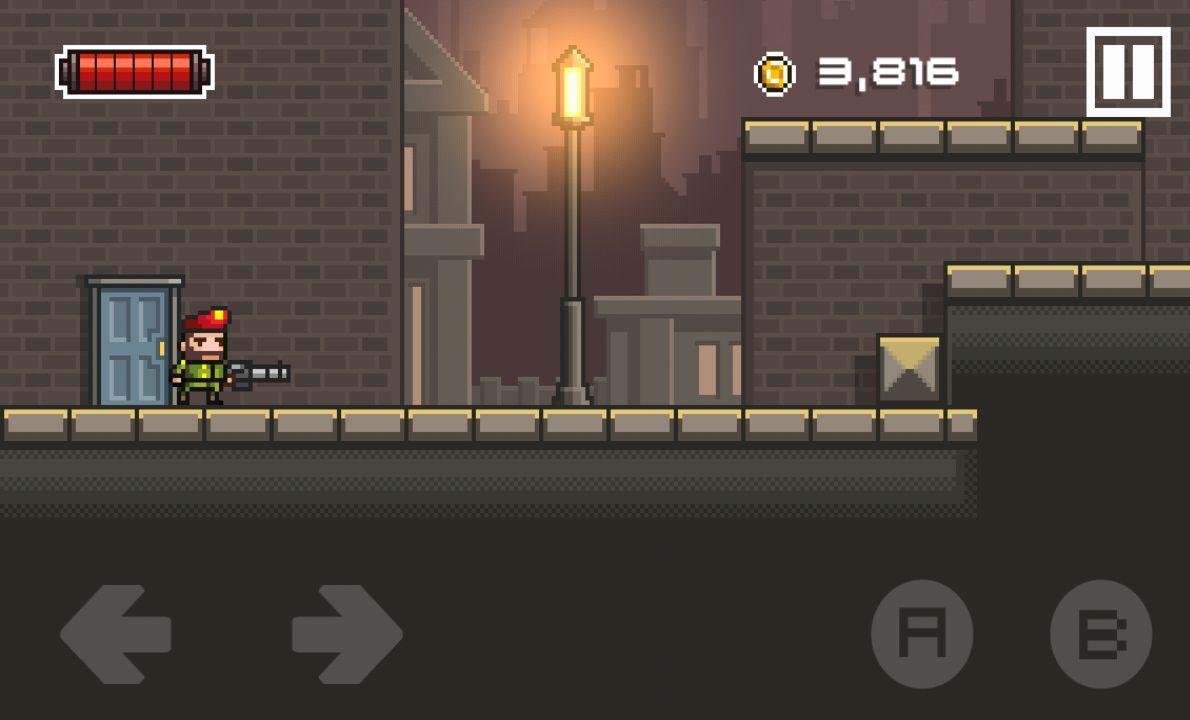 androidアプリ ランダムヒーローズ攻略スクリーンショット2