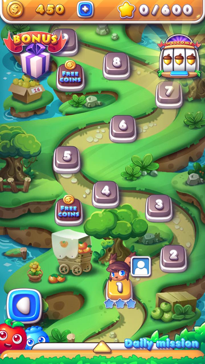 Juice Splash androidアプリスクリーンショット1
