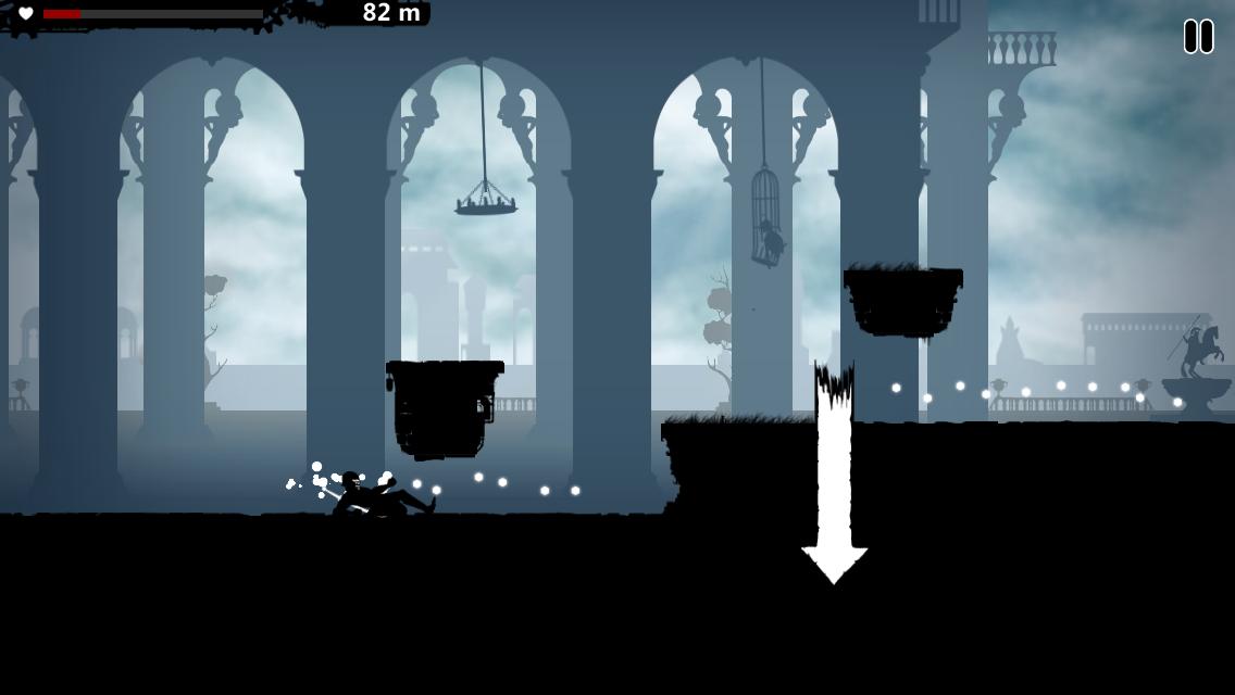 Dark Lands androidアプリスクリーンショット1