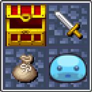 魔王城の倉庫整理