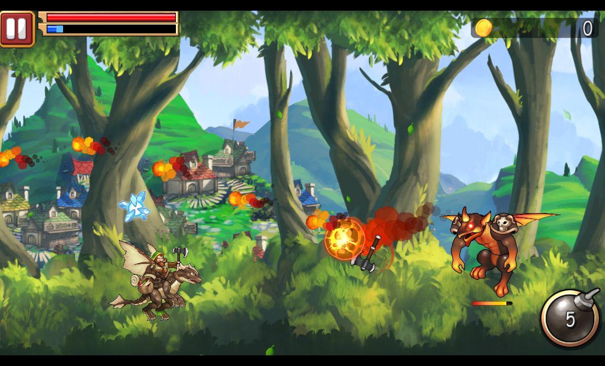 Black Dragon androidアプリスクリーンショット1