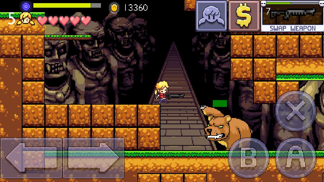 androidアプリ 的にの洞窟2攻略スクリーンショット4