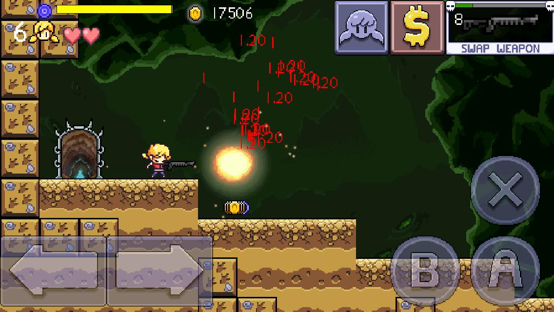 的にの洞窟2 androidアプリスクリーンショット1